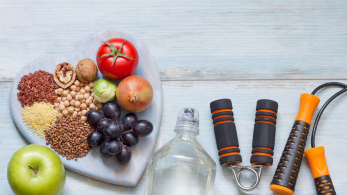Kick Start A Healthy Lifestyle! Quick And Easy Tips To Get Started