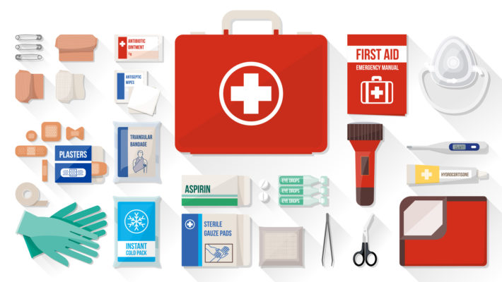 Build Your Own First Aid Kit!