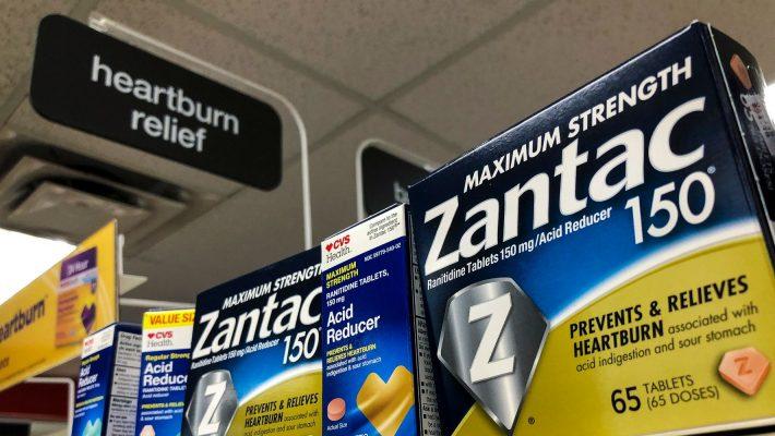 Zantac (Ranitidine) Recall