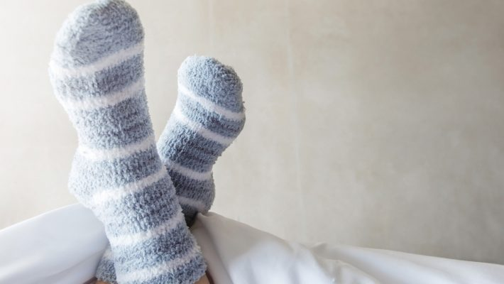 The Case for Sleeping with Socks On